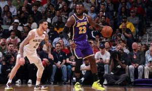 Lakers @ Pelicans - 03.01.20