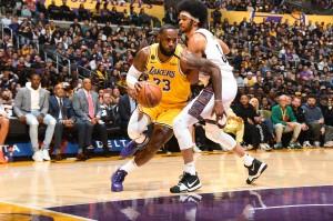 Lakers vs. Nets - 03.10.20