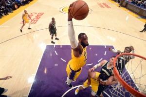 Lakers vs. Bucks - 03.06.20