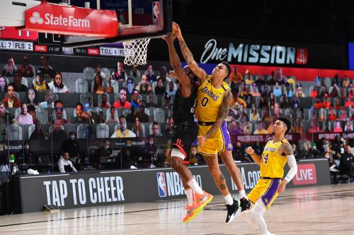 Lakers @ Rockets - 08.06.20