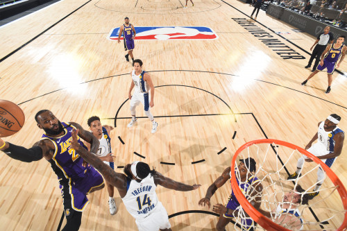 Lakers @ Pacers - 08.08.20