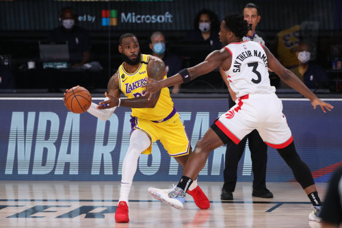 Lakers @ Raptors - 08.01.20
