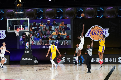 Lakers vs. Nuggets - 08.10.20