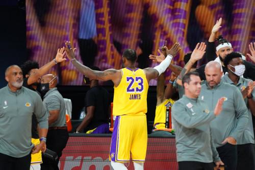 Lakers vs. Trail Blazers - 08.29.20