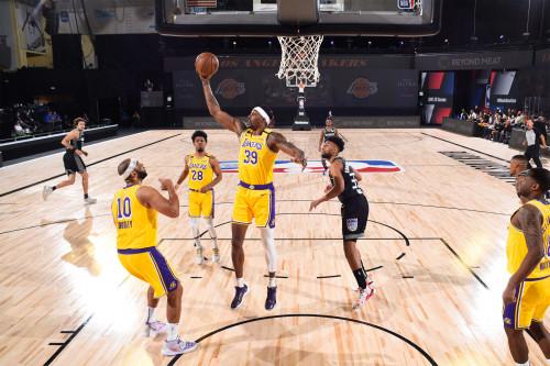 Lakers vs. Kings - 08.13.20
