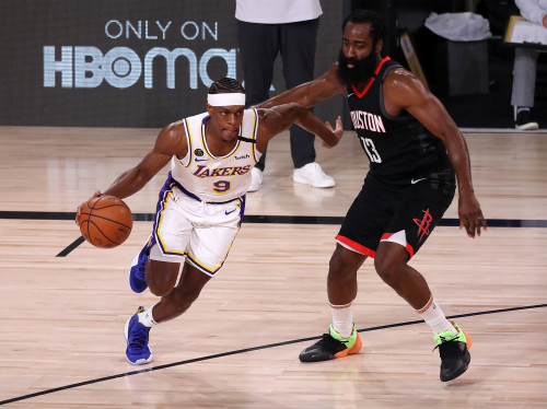 Lakers @ Rockets - 09.08.20