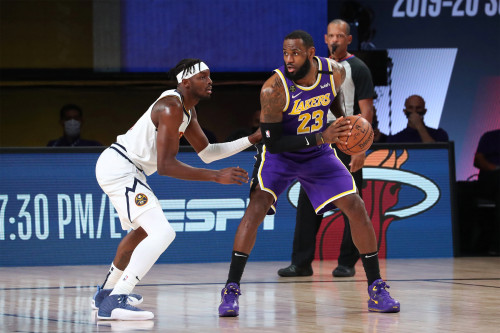 Lakers vs. Nuggets - 09.26.20