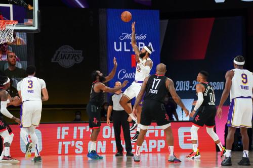 Lakers vs. Rockets - 09.12.20