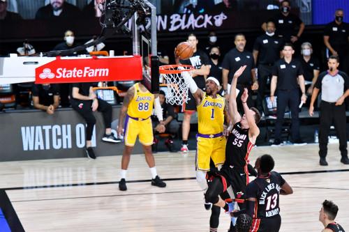 Lakers @ Heat - 10.06.20