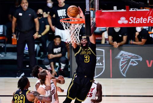 Lakers vs. Heat - 10.02.20