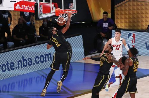 Lakers vs. Heat - 10.09.20