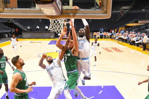 Lakers vs. Mavericks - 12.25.20