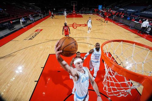 Lakers @ Rockets - 01.10.21