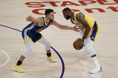 Lakers vs. Warriors - 01.18.21