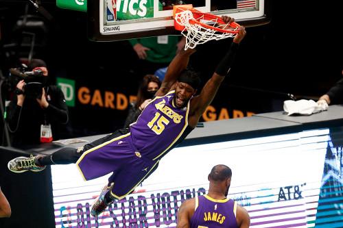Lakers @ Celtics - 01.30.21