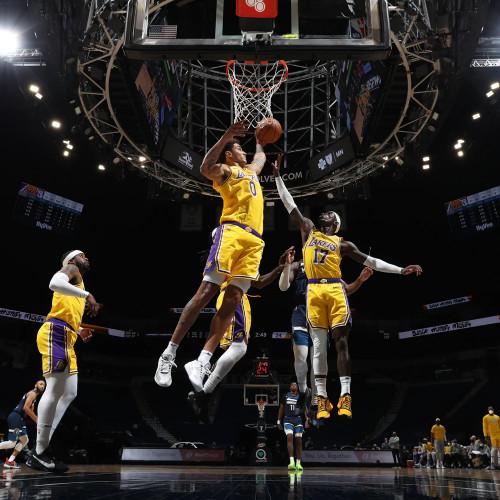 Lakers @ Timberwolves - 02.16.21