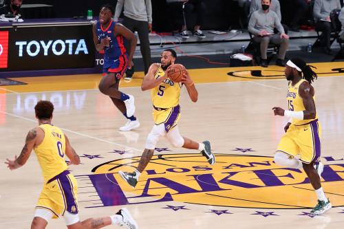 Lakers vs. Pistons - 02.06.21