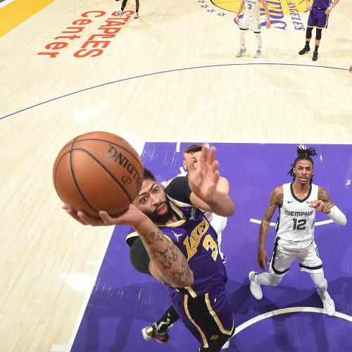 Lakers vs. Grizzlies - 02.12.21