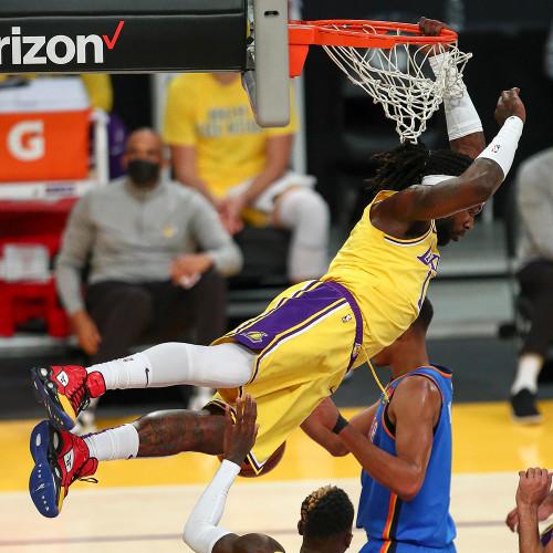 Lakers vs. Thunder - 02.08.21