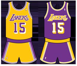 Lakers Uniforms Lakerstats Com